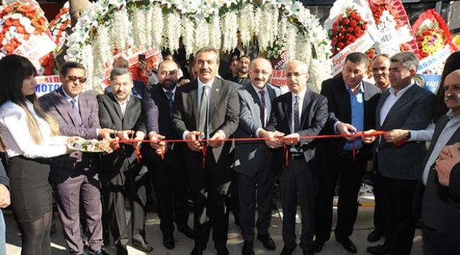 Adana Saraylım Künefe açıldı