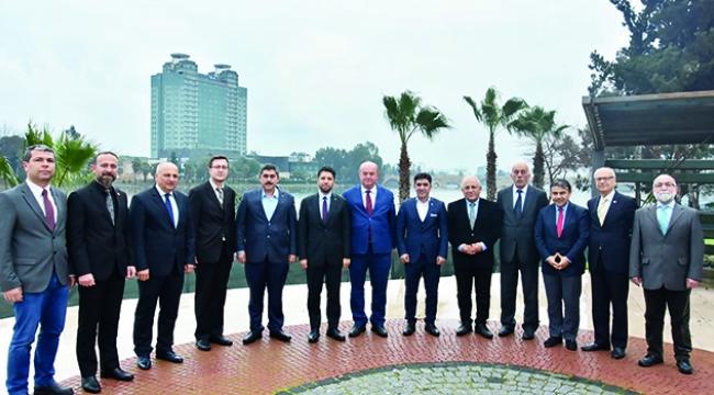 'Bankalarda 26 milyar lira parası olan bir Adana var'