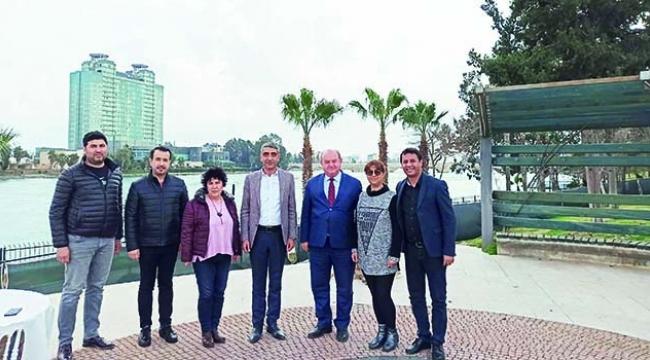 Bulam-Der'den ÇGC'ye ziyaret