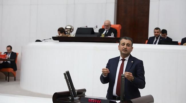 Bulut, artan intiharları Meclis gündemine taşıdı