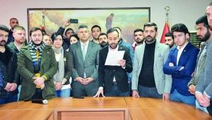 CHP'li Solmaz'a büyük destek