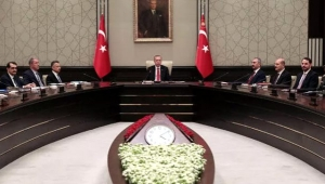 Cumhurbaşkanı talimatıyla acil güvenlik toplantısı yapıldı