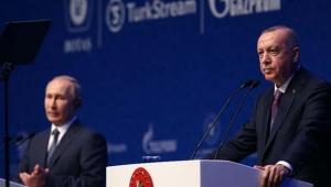 Erdoğan ile Putin arasında kritik konuşma