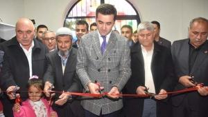 Hafız Ahmet Topak kreş ve gündüz bakımevi açıldı
