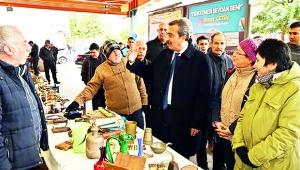 İkinci El Ürünler ve Antika Pazarı açıldı