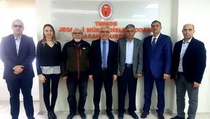 JMO'da başkanlığa Tatar yeniden seçildi