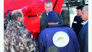 Karataş Belediyesi mera  ıslah çalışmalarına başlıyor