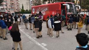 Kooperatifçilik Otobüsü üçüncü gününde de hareketli