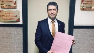 MHP'li Uçar'dan suç duyurusu