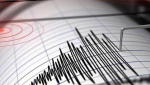 O ilde 4,0 büyüklüğünde deprem!
