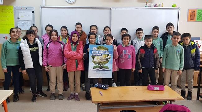 Ortaokullarda 'Selam Ver' etkinliği