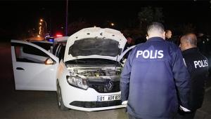 Polisten kaçan sürücü ehliyetsiz çıktı
