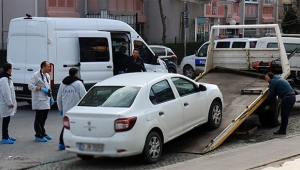 Sokak ortasında dehşet: 1 ölü, 1 yaralı