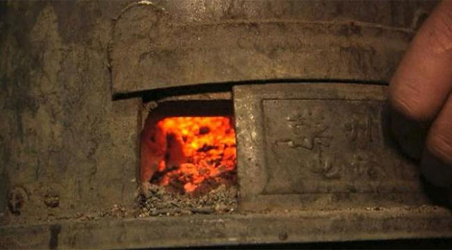 Yaşlı çift karbonmonoksit gazından zehirlendi