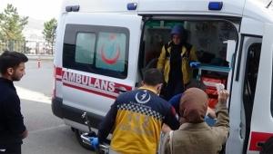 107 öğrenci hastaneye kaldırıldı