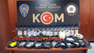 80 bin lira değerinde kaçak içki ele geçirildi
