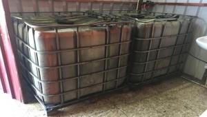 Adana'da 9 bin 200 litre kaçak akaryakıt ele geçirildi