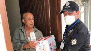 Adana'nın vefalı polisleri