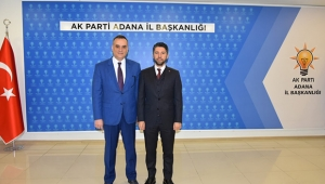 AK Parti Çukurova'dan çağrı 'Yönetimlerde görev alın'