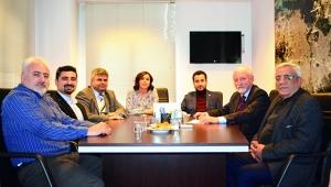 Aksungur, İMO Adana Şube Başkanı oldu