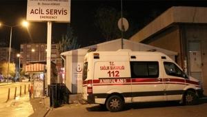 Ambulans yaşlı çifte çarptı: 2 ölü