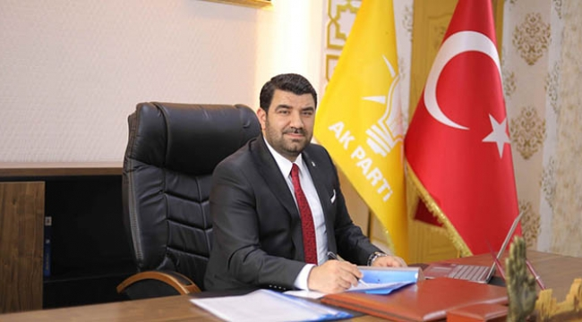 Başkan Bünül: AK Parti milletin partisidir