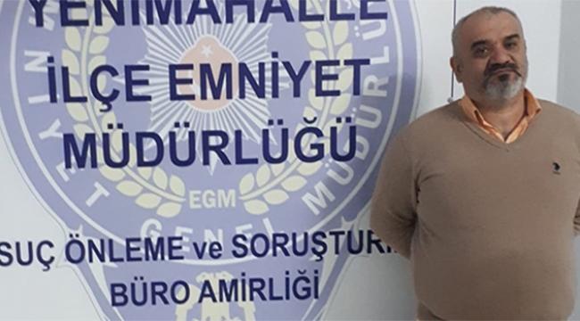 'Binbir Surat' lakaplı dolandırıcı yakalandı