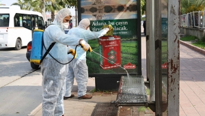 Büyükşehir'den salgın hastalıklara karşı ilaçlama