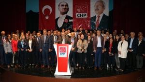 CHP Adana'dan Kılıçdaroğlu'na tam destek