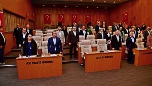 Çukurova Meclisi'nden İdlib şehitlerine saygı