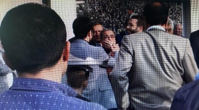 Cumhurbaşkanı'na hakaret eden şahıs gözaltına alındı