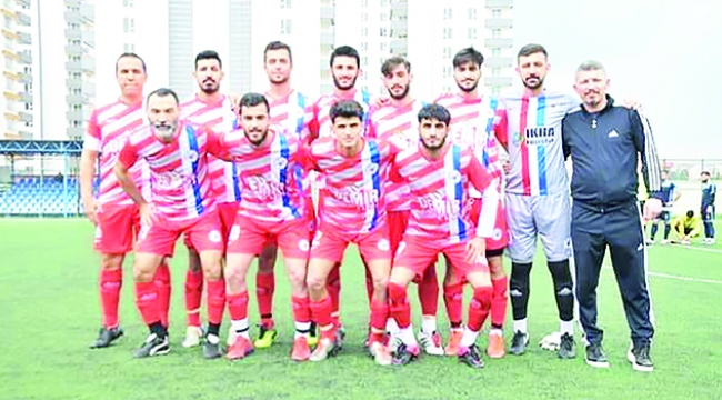 Deveci Gençlikspor'da Farklı galibiyet sevinci
