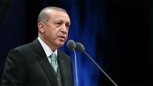 Erdoğan'dan şok açıklama