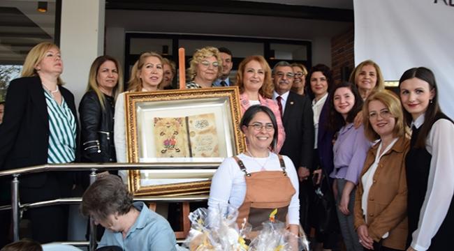 İYİ Parti ilk kadın kooperatifini açtı