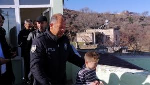 Kaybolan çocuk 10 saat sonra bulundu