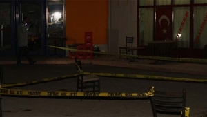 Kıraathaneye silahlı saldırı: 3 ölü, 4 yaralı