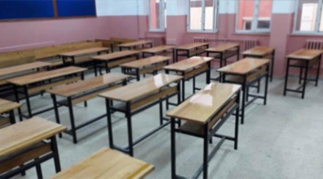 Korona virüs nedeniyle orada okullar kapanıyor