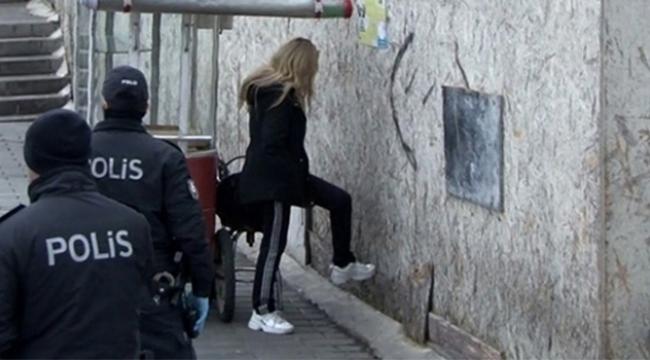 Korona virüs şüphelisi genç kız hastaneden kaçtı