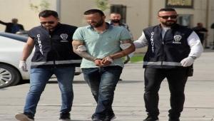 Özel harekat polisi cinayet zanlısını kıskıvrak yakaladı