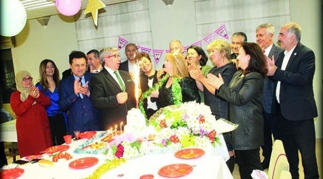 Polyanna Succi'ye dualı doğum günü