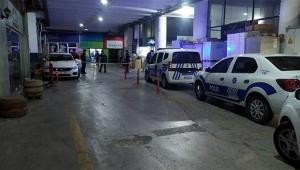Sanayi sitesinde silahlı saldırı