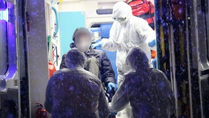 Virüs şüphesiyle gözetim altındaki hasta kaçtı