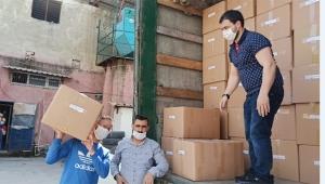 Adana'dan USHAŞ'a günlük 2 milyon maske