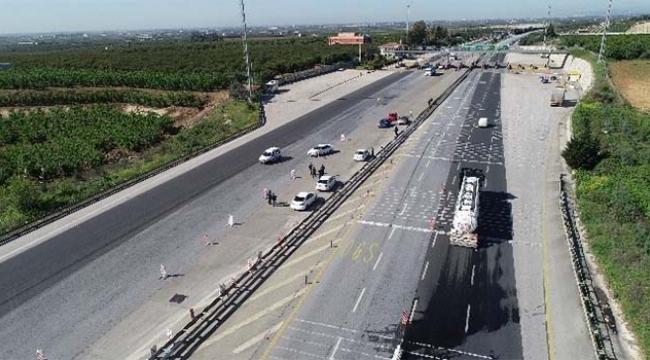 Adana'ya giriş ve çıkışlara virüs önlemi