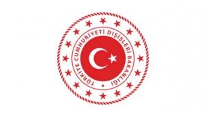 Dışişleri Bakanlığı'ndan'Uluslararası Koordinasyon Grubu' açıklaması
