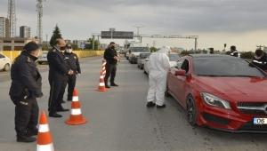 Emniyet Müdürü Aktaş polis merkezlerini denedi