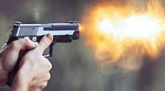 İki çocuk babası silahla vurularak yaralandı