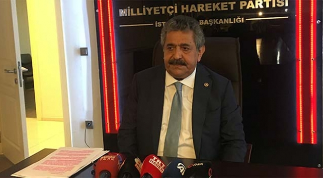 MHP Genel Başkan Yardımcısında korona şüphesi