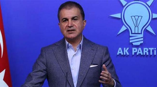 Ömer Çelik'ten Diyarbakır'daki hain PKK saldırısına sert tepki