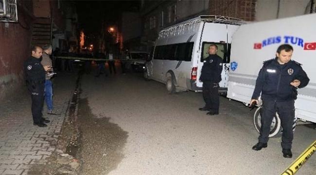 Sokak ortasında pompalı tüfekli saldırı